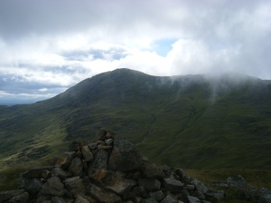 80 Wetherlam from Great Carrs