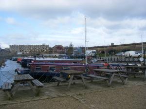Savile Town Wharf