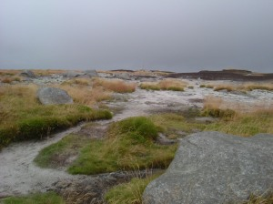 12path across bleaklow