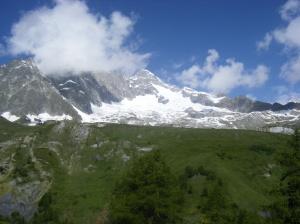 160 D5 path near Ferret