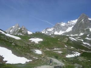 285 D8 path up Val Veni