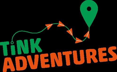 tink adventures - colour logo